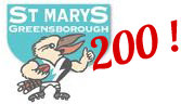 St Marys 200 games players