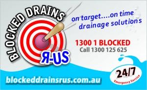 Blocked Drains R US