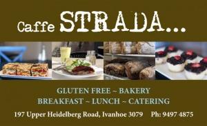 Caffe Strada logo